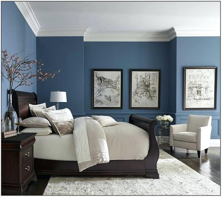 Blue Living Room Paint Ideas