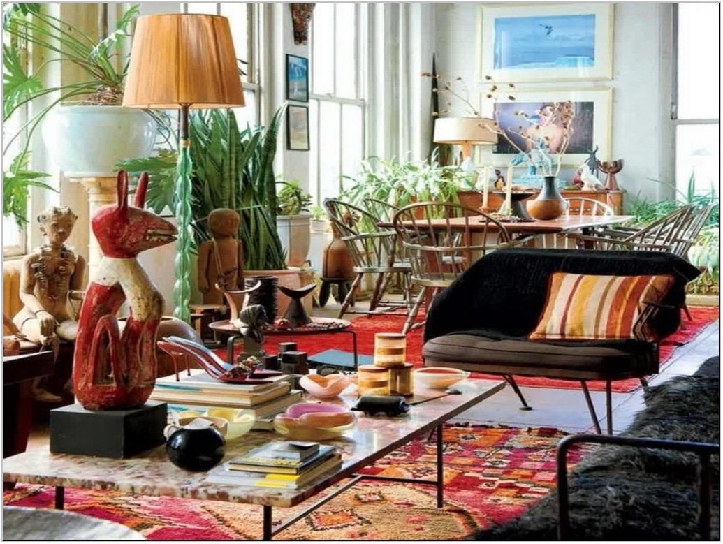 Bohemian Living Room Sets