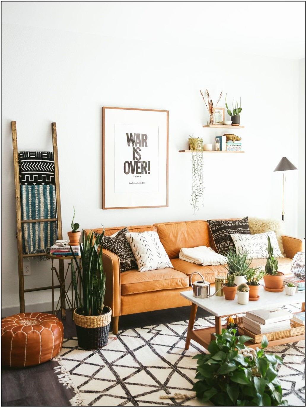 Boho Living Room Set