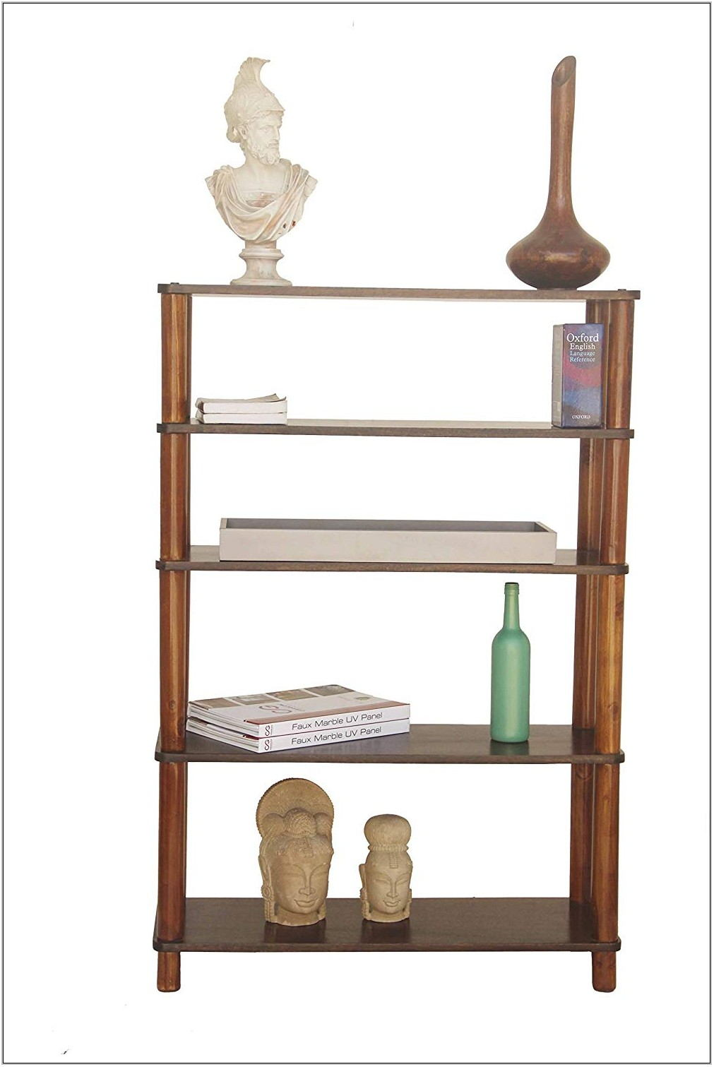 Book Shelves For Living Room