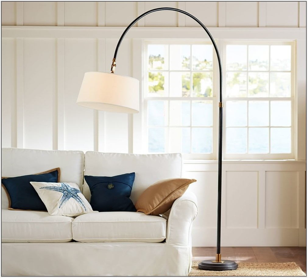 Brass Floor Lamps For Living Room
