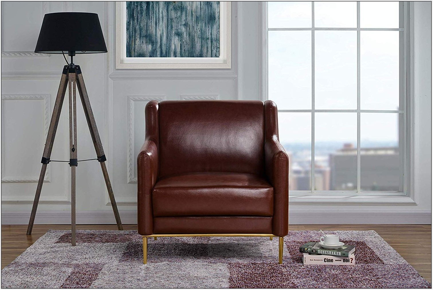 Brown Chair Living Room