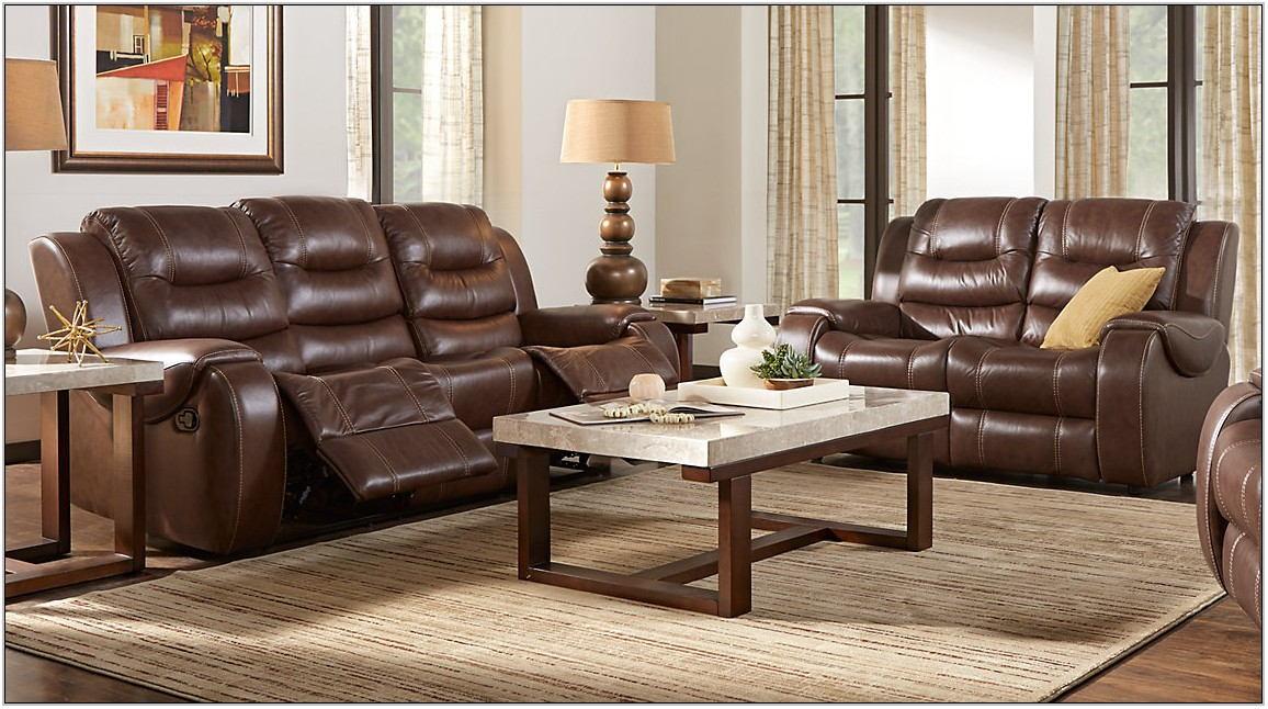 Brown Living Room Furniture Sets