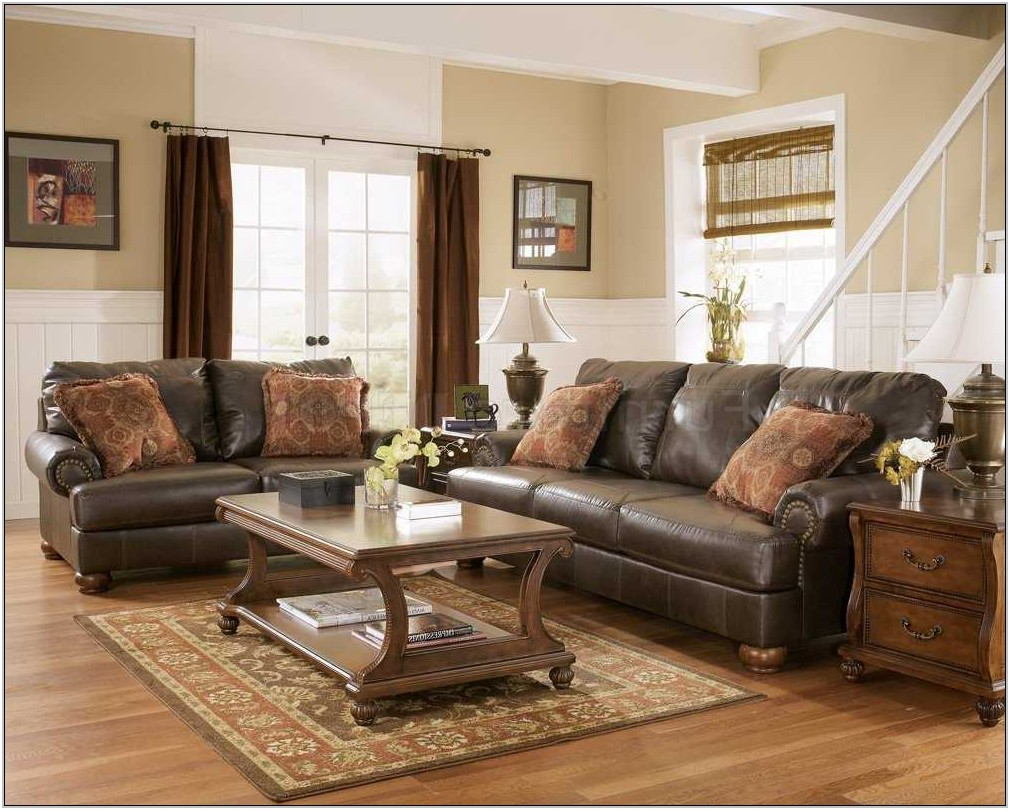 Brown Wall Colors For Living Room