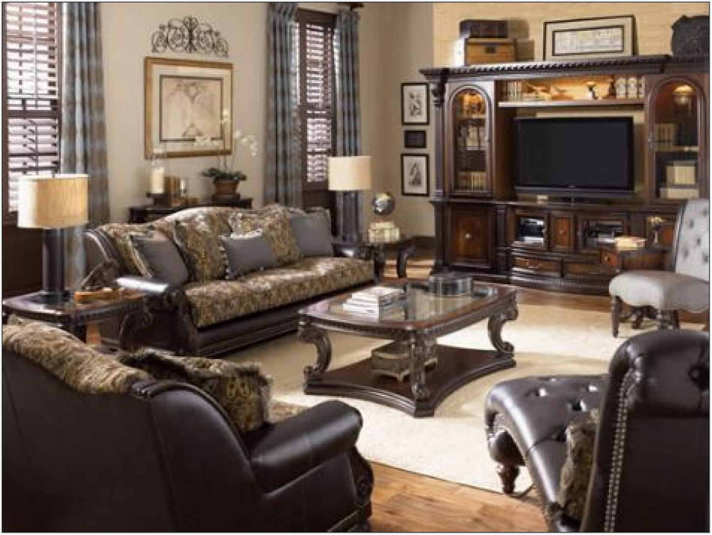 Broyhill Furniture Living Room Sets