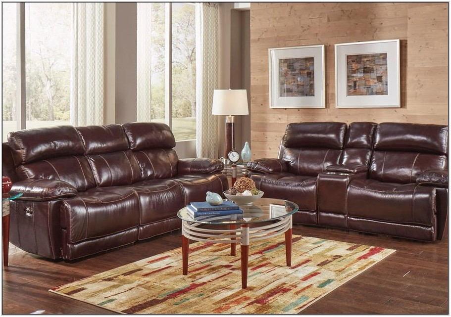 Burgundy Living Room Furniture Sets