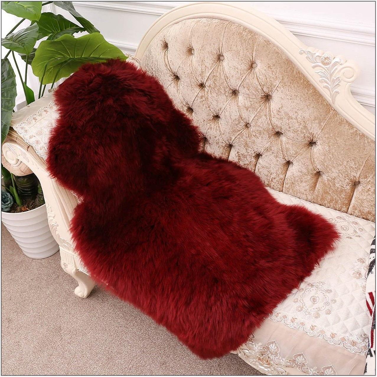 Burgundy Rugs For Living Room