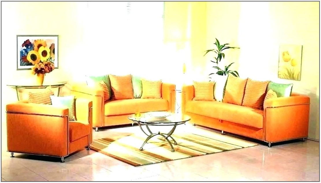 Burnt Orange Sofa Living Room