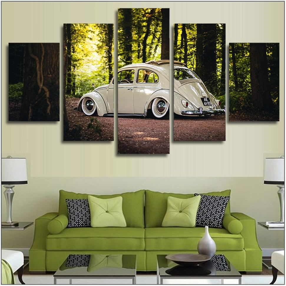 Canvas Living Room Decor