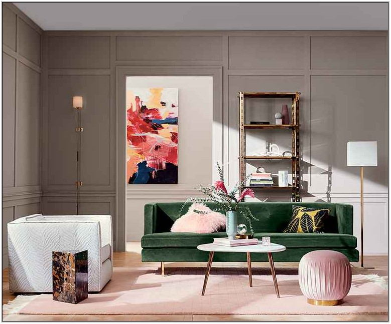 Cb2 Living Room Inspiration