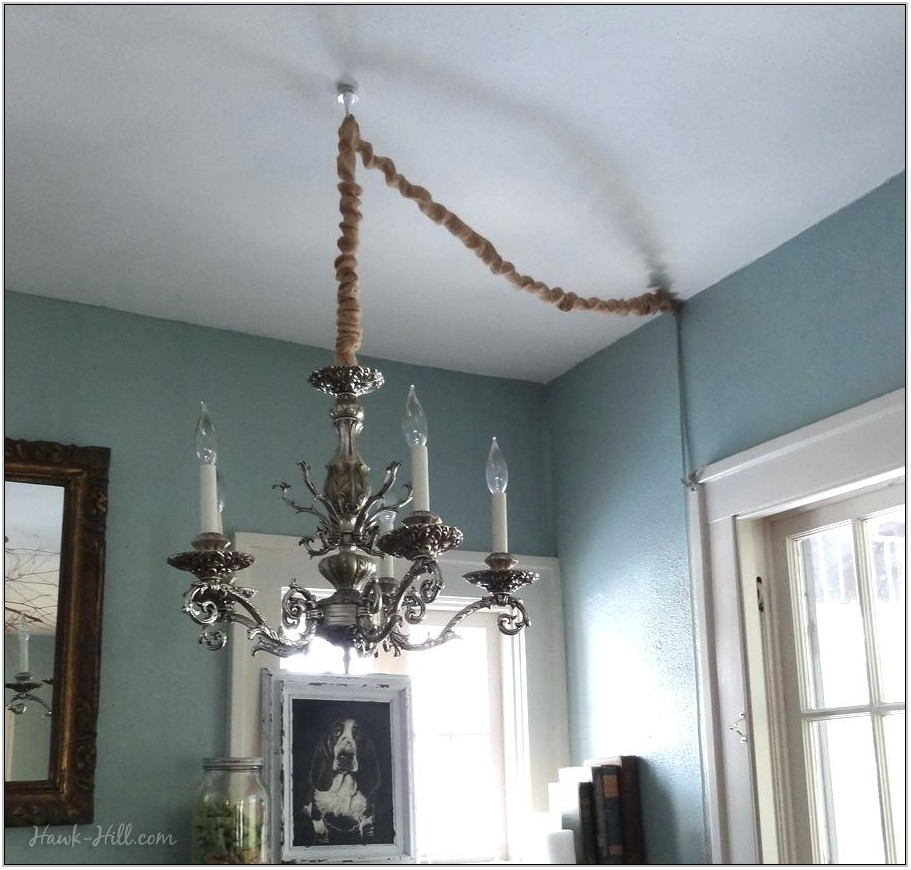 Ceiling Hanging Lights For Living Room