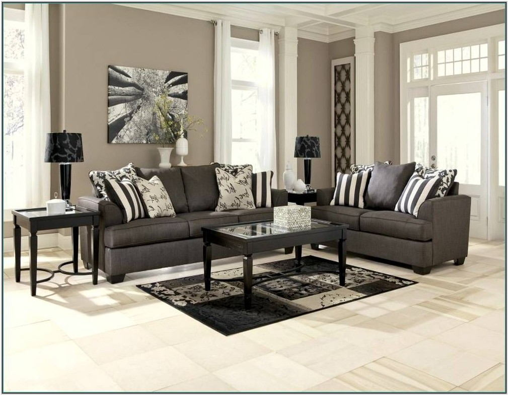 Charcoal Couch Living Room Ideas