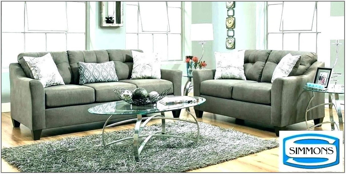 Charcoal Gray Couch Living Room