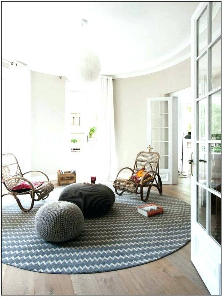 Circle Rugs For Living Room