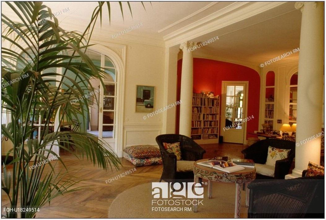 Circular Rug Living Room