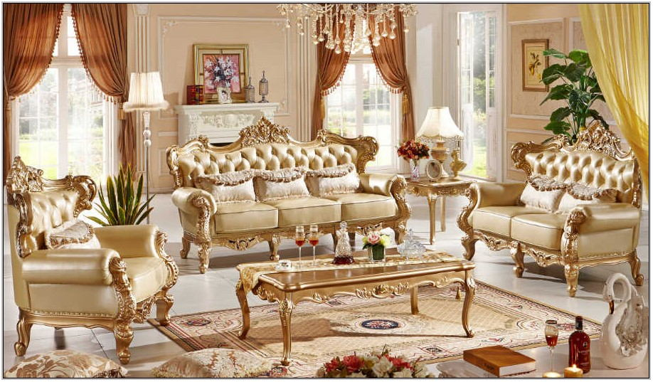 Classic Italian Furniture Living Room