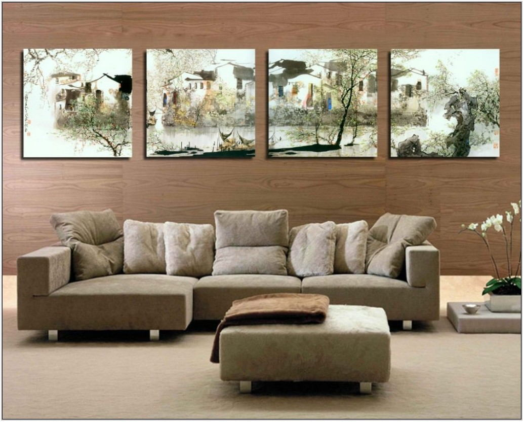 Classy Paintings For Living Room