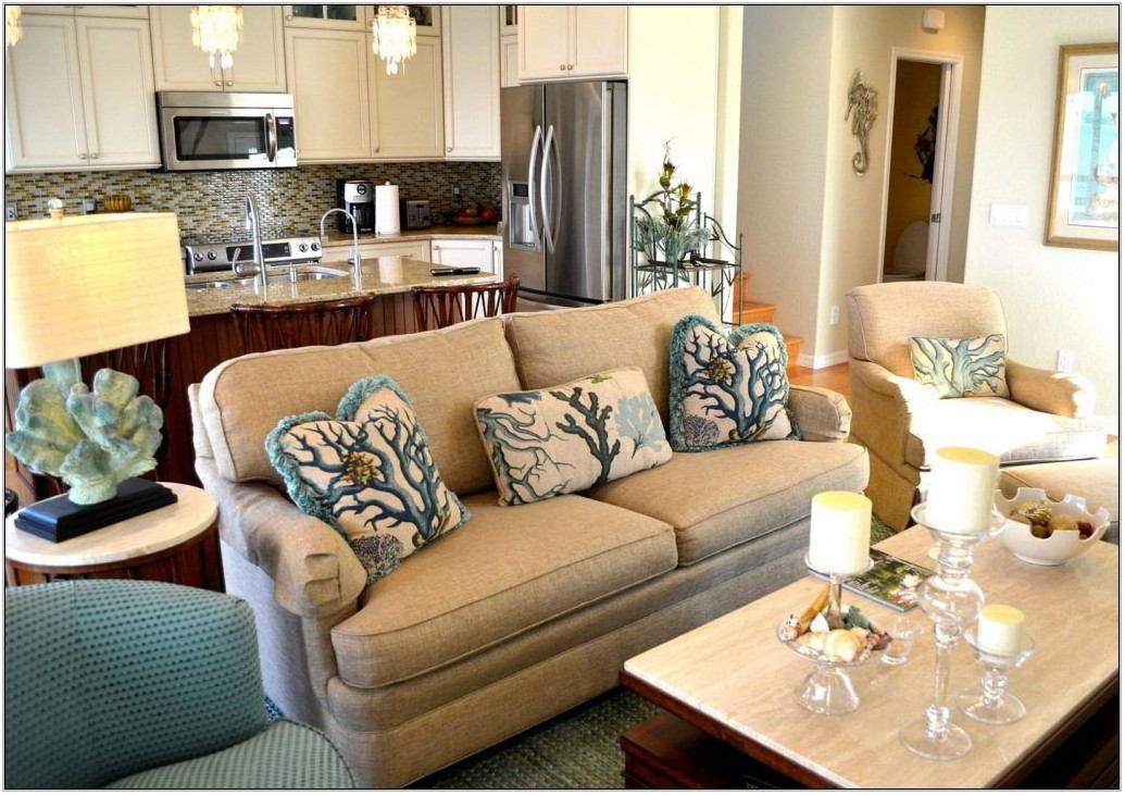 Coastal Decor For Living Room