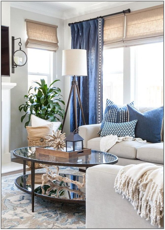 Coastal Living Room Ideas Pinterest
