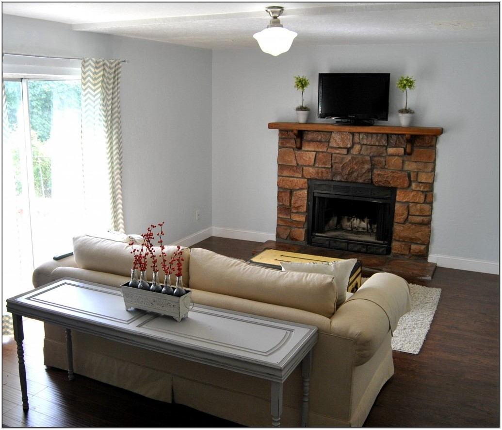 Coastal Living Room Lamps