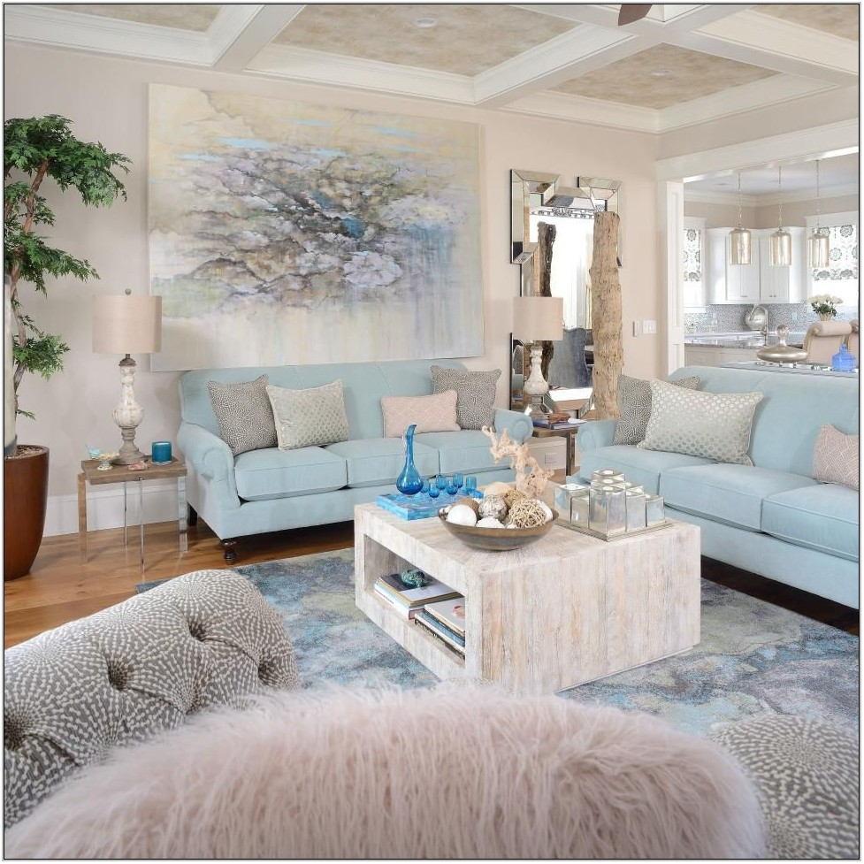 Coastal Living Room Sofas