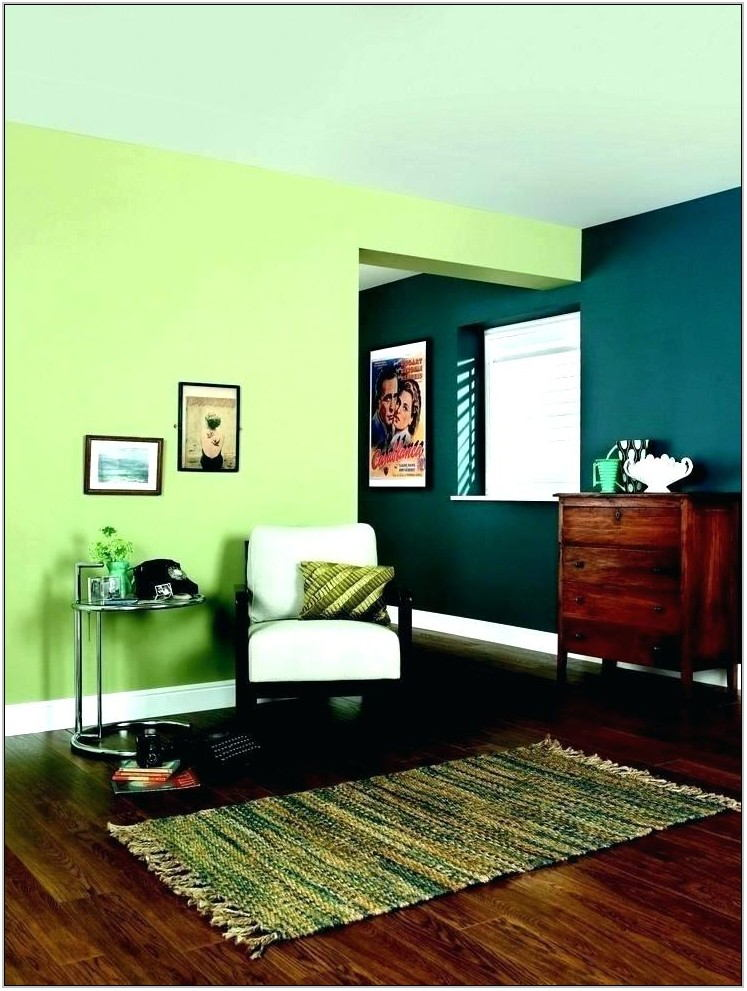 Colors To Brighten A Living Room