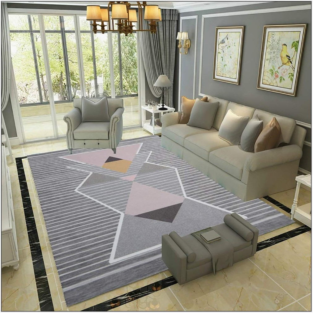 Comfy Living Room Rug