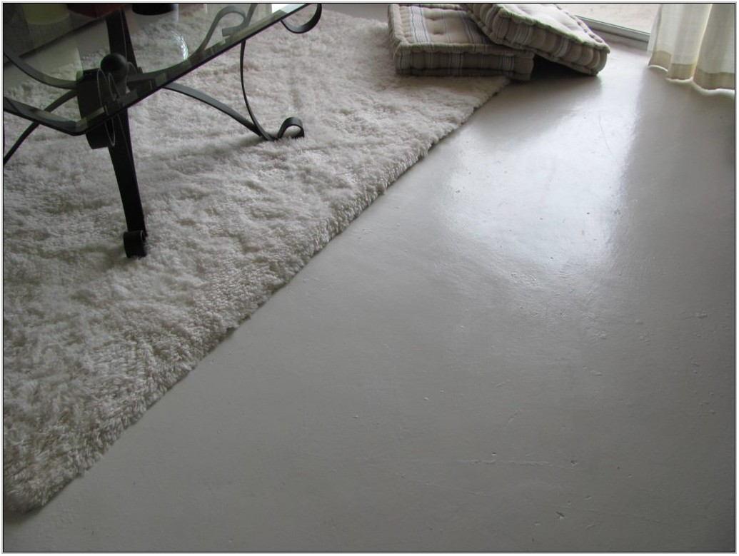 Concrete Floor Ideas Living Room