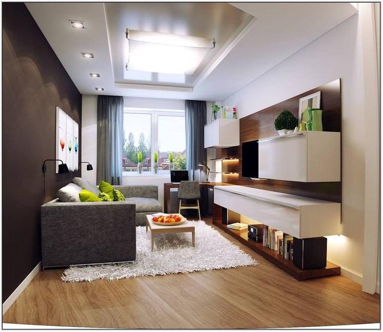 Condo Living Room Design