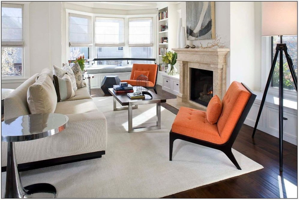 Contemporary Accent Chairs For Living Room