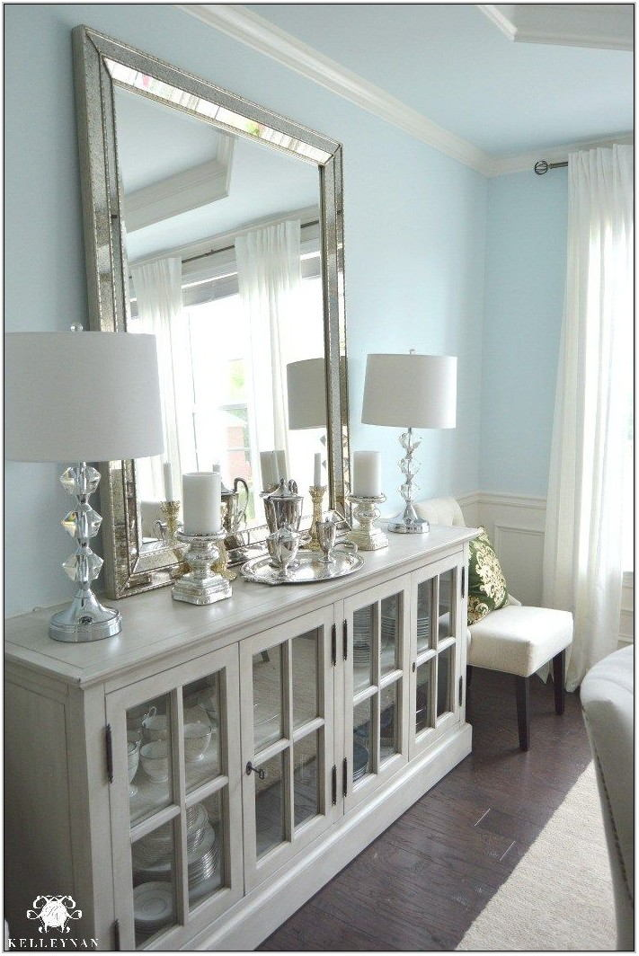 Contemporary Mirrors For Living Room