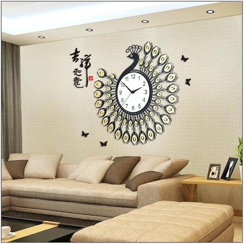 Contemporary Wall Clocks For Living Room