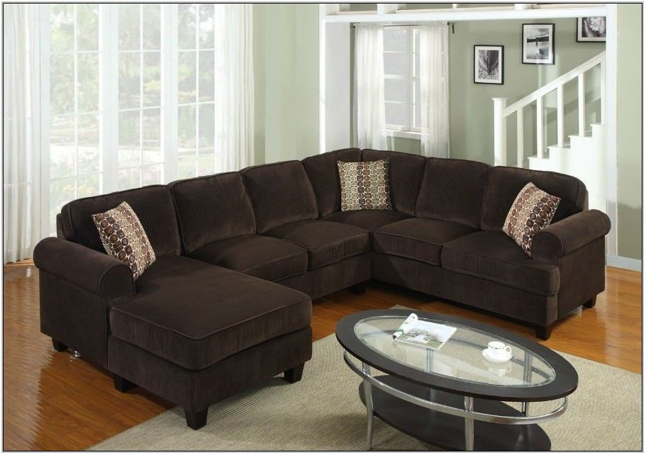 Corduroy Living Room Set