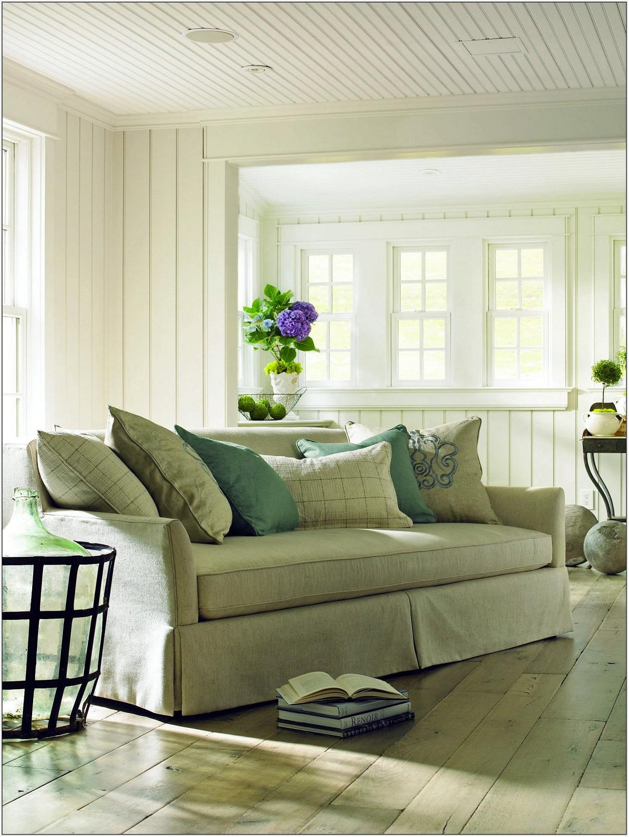 Cottage Living Room Colors