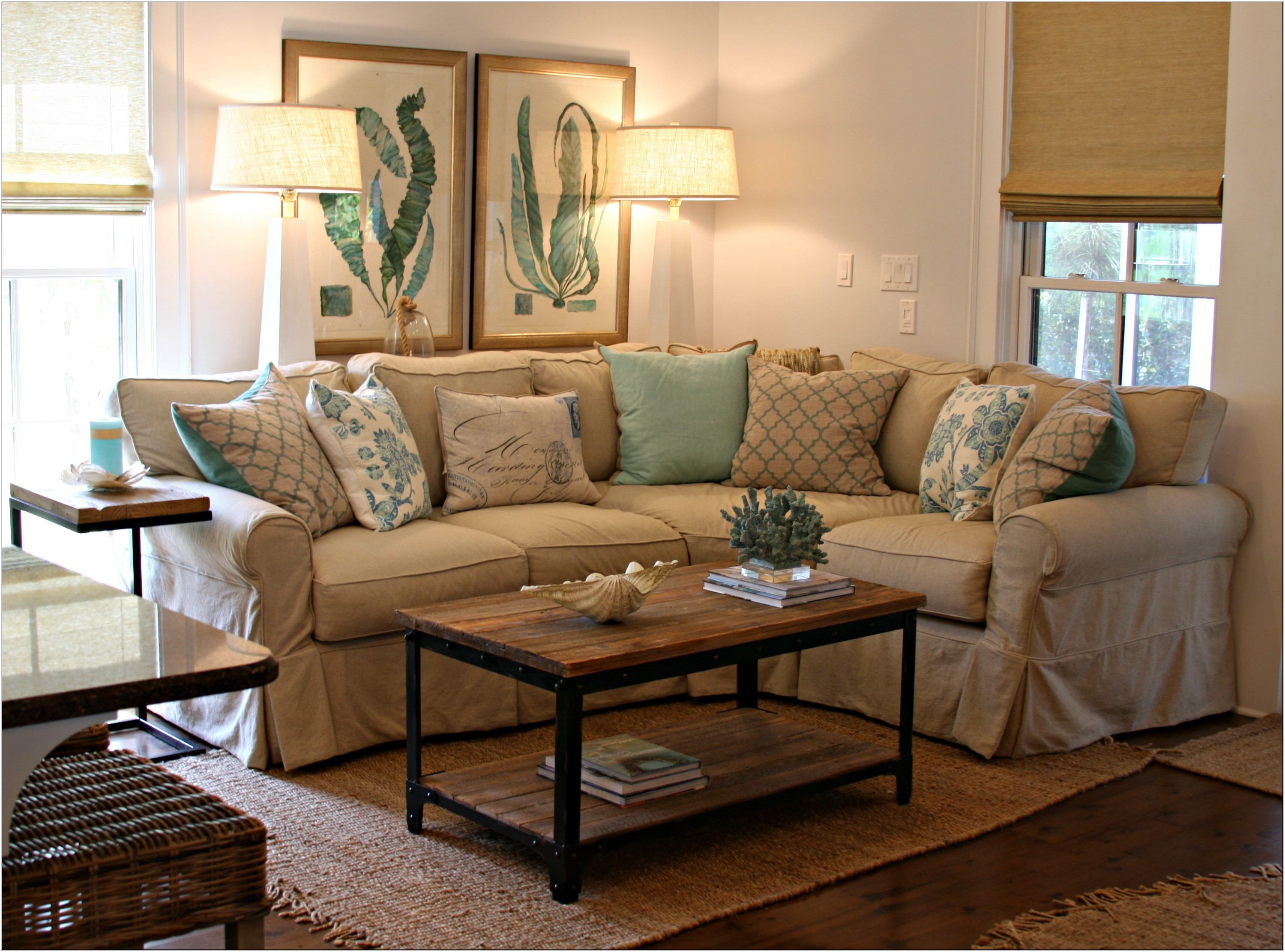 Cottage Living Room Furniture Ideas