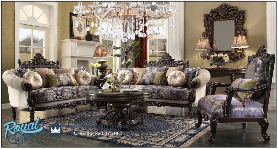 Cottage Living Room Set