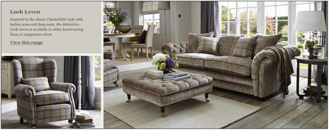 Country Sofas Living Room