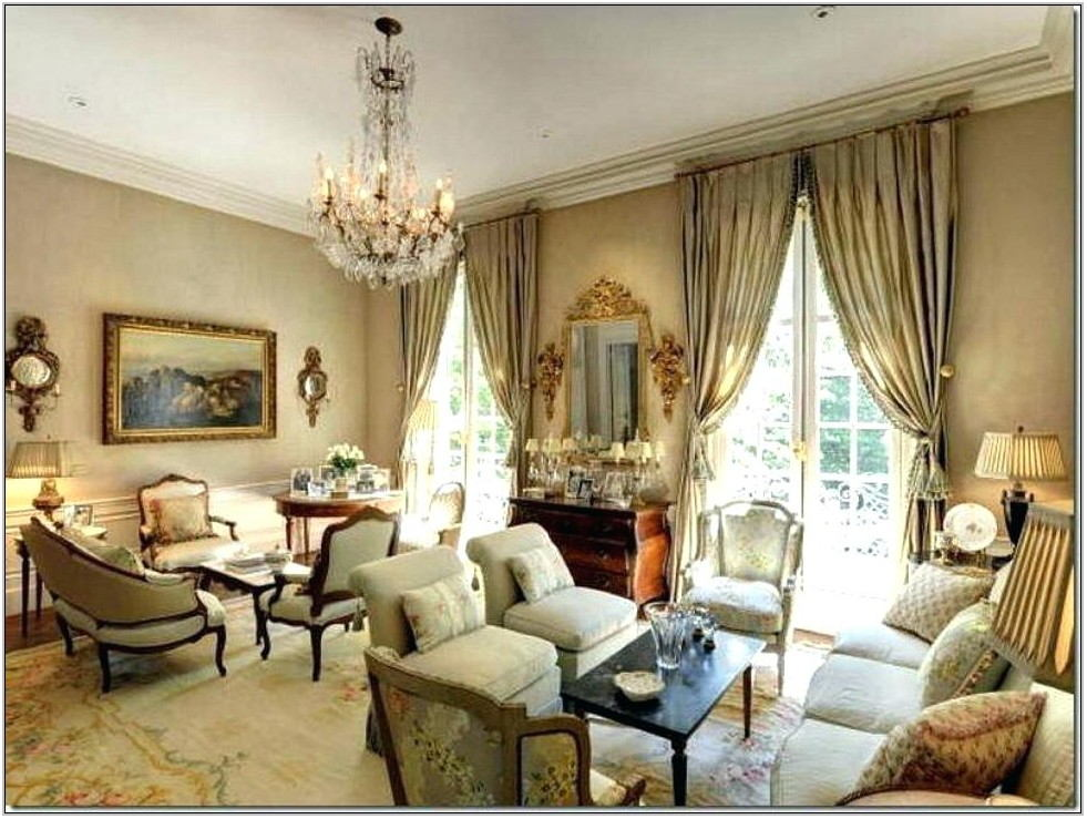 Country Style Living Room Paint Colors