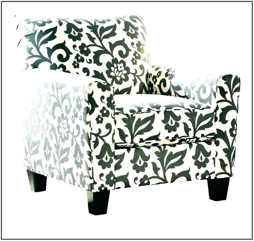 Cow Print Chairs In Living Room