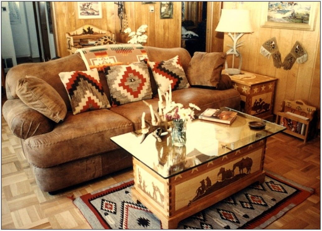 Cowboy Living Room Furniture