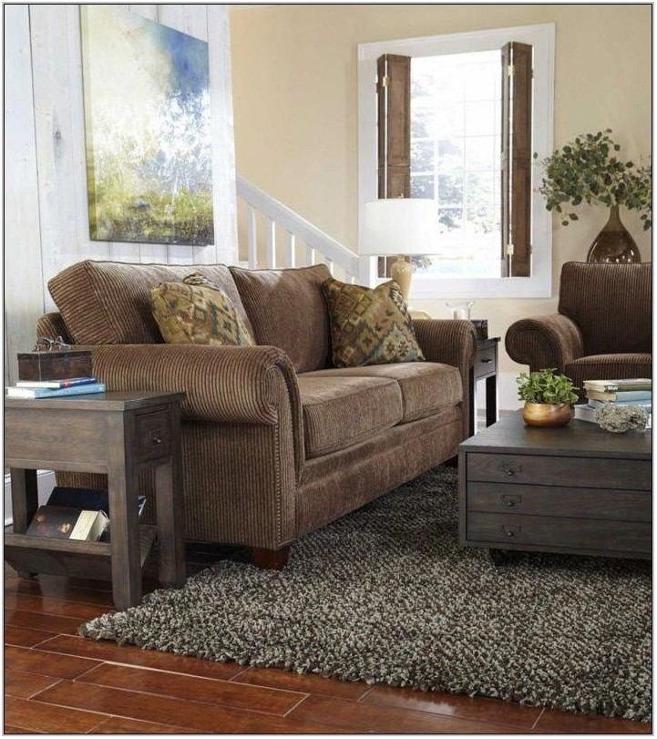 Cozy Living Room Color Palette