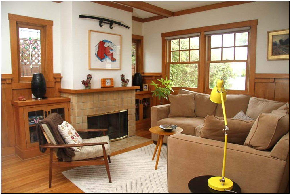 Craftsman Living Room Furniture
