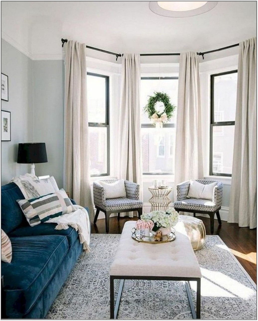 Curtain Decor Ideas For Living Room