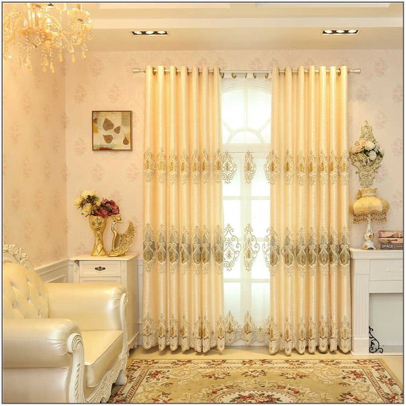 Custom Curtains For Living Room
