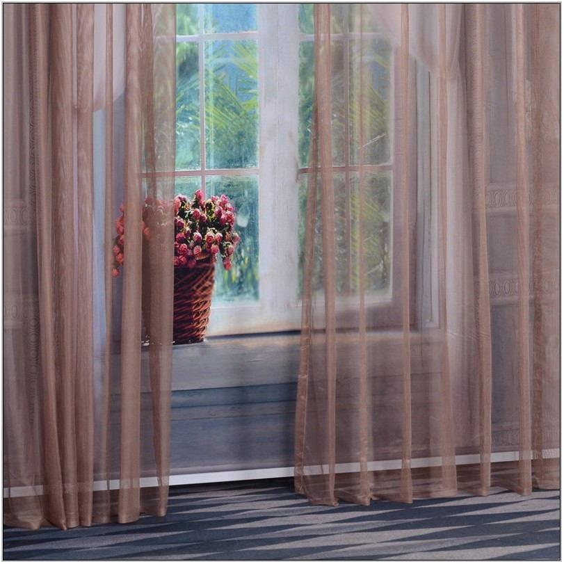 Custom Made Living Room Curtains