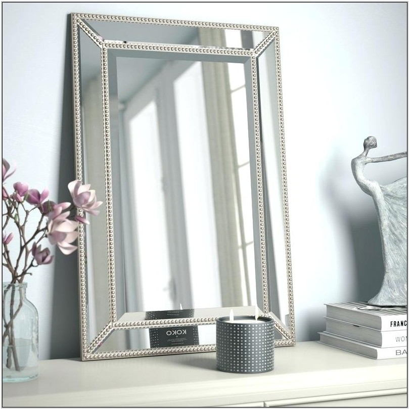Custom Wall Mirrors For Living Room