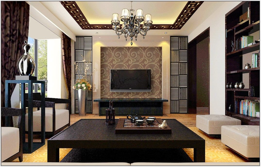 Dark Brown Furniture Living Room