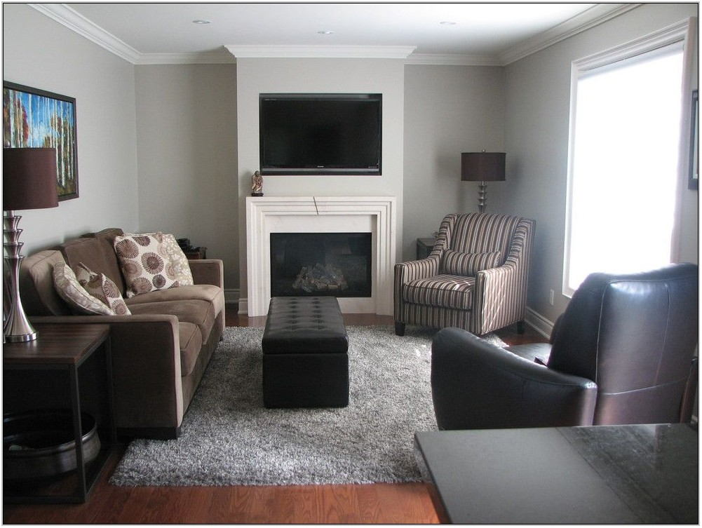 Dark Grey Furniture Living Room