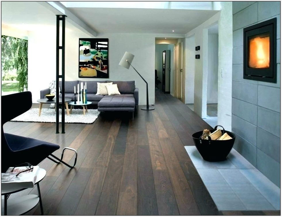 Dark Laminate Flooring Living Room
