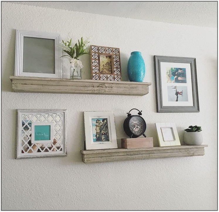 Decor For Shelves In Living Room